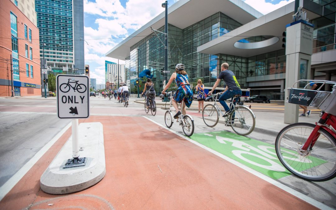City and County of Denver Bikeway and Sidewalk Package 1 Project